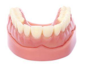 acrylic-denture-stabilized